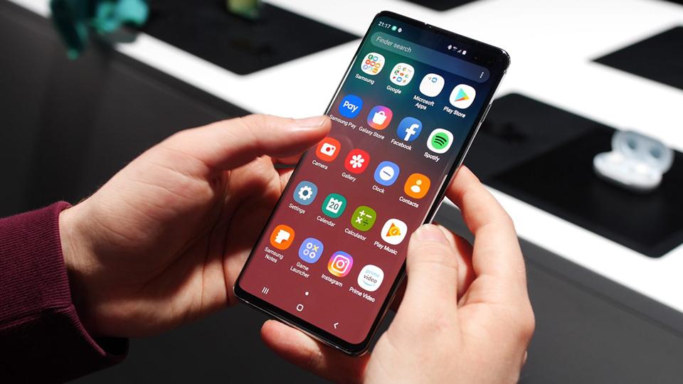 Điện thoại Andoid hỗ trợ người dùng tùy chỉnh điện thoại