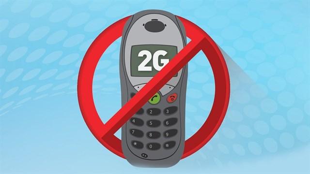 Viettel đã chính thức tắt mạng 2G