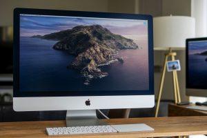 máy tính iMac 27-inch (bản 2020)