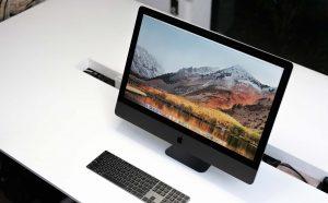 máy tính iMac Pro của Apple