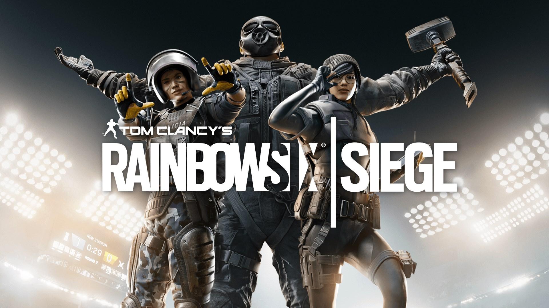 Rainbow Six Siege'
