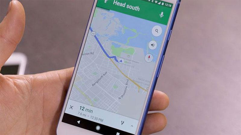 phần mềm định vị điện thoại thông minh