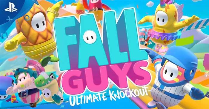 Fall Guys: Ultimate Knockout (tính phí)
