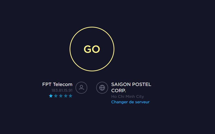 Check xem tốc độ mạng và đường truyền mạng internet đang dùng