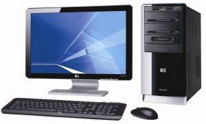 máy tính để bàn HP